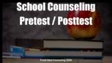 School Counseling Pretest & Posttest Surveys