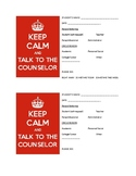 School Counseling Requests
