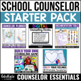 School Counseling Starter Pack: Counseling Essentials