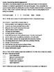 School Counseling Student Interest Assessment