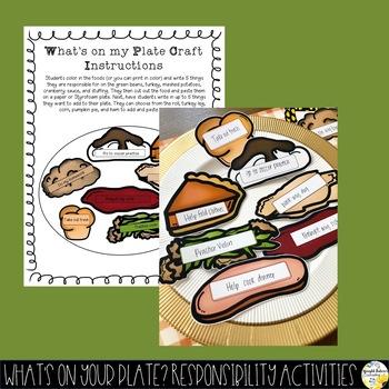 School Counseling Thanksgiving Bundle