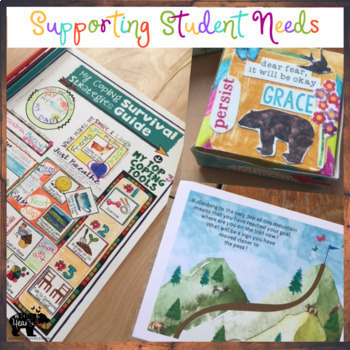 School Counseling Bundle: Solution Focused Individual & Small Group Counseling