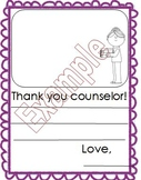 School Counselor Appreciation Thank You Letter National We
