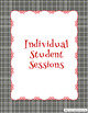 School Counselor Binder Cover and Dividers