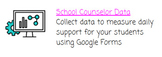 School Counselor Data Tracker