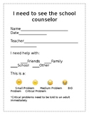 School Counselor Form