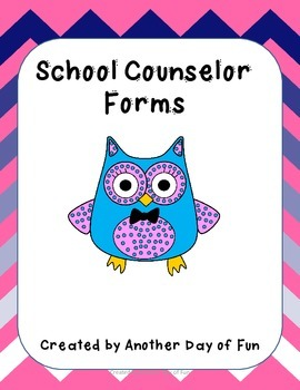School Counselor Forms