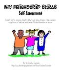 School Counselor- Friendship Skills Survey