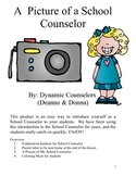 School Counselor Introduction - A Picture of a School Counselor