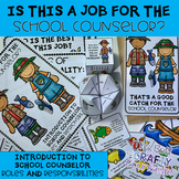School Counselor Introduction Packet Fishing