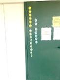 School Counselor Letter Bubbles