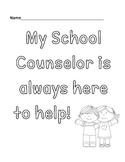 School Counselor Materials/Appreciation