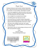 Butterfly School Counselor Organization Pack