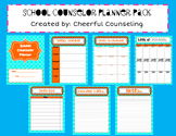 School Counselor Planner Pack