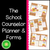 School Counselor Planner and Forms