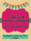 "School Counselor 'Poem' ""Rich"" Set {Fuschia & Teal}"