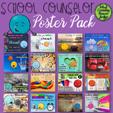 School Counselor Poster Pack