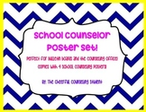 School Counselor Poster Set!