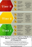 School Counselor Role in MTSS-Version 1