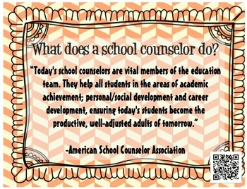 School Counselor Signs for Office (5)