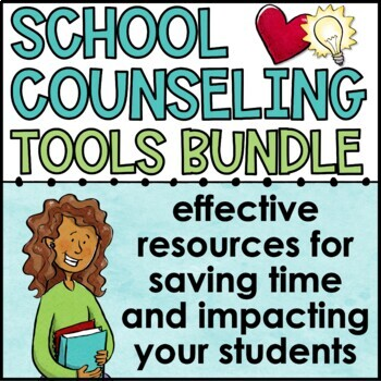 School Counselor Starter Bundle