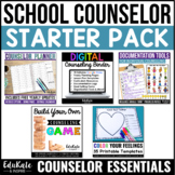 School Counselor Starter Pack