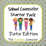 School Counselor Starter Pack: Data Edition