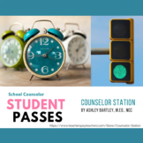 School Counselor Student Passes - Counselor Station