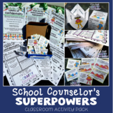 School Counselor Superpowers (Counselor Intro, Meet the Co
