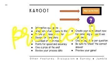 School Counselor Technology Presentations Bundle (Save 20%!)