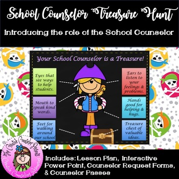School Counselor Virtual Treasure Hunt:Introducing the Role Guidance Orientation
