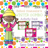 School Counselor's Winter COMBO Activity Pack