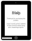 School Counselor's iHelp! Poster