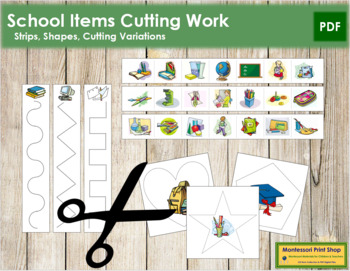 School Cutting Strips