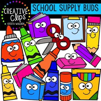 School Dash: ($20.00 Value) Growing Bundle {Creative Clips Clipart}