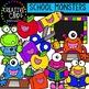School Dash: ($20.00 Value) {Creative Clips Clipart}