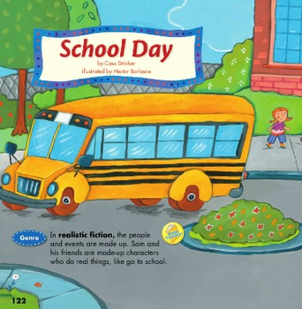 School Day Flipchart