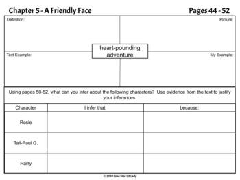 School Days According to Humphrey: Novel Study Response Book
