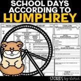 School Days According to Humphrey   Printable and Digital