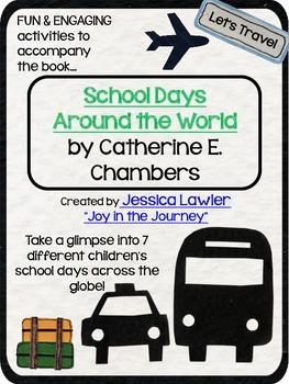 School Days Around the World Multicultural Book Study