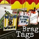 BRAG TAGS (Second Edition)