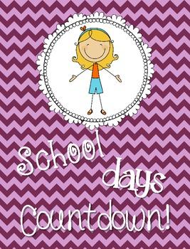 School Days Countdown!