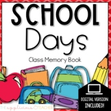 Class Memory Book and Craftivity