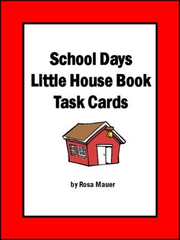 School Days Little House Book