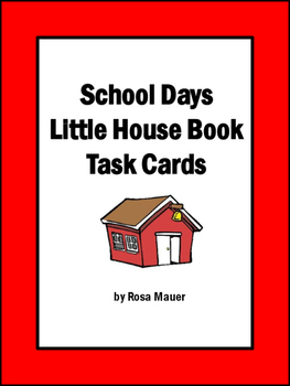 School Days Little House Book