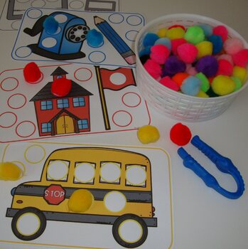 School Days Mega Bundle Math Literacy Back To School Activities Centers Stations