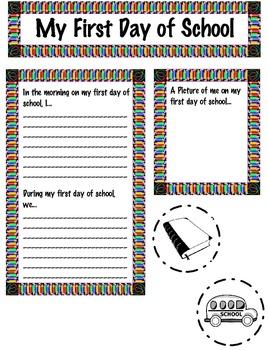 School Days Scrapbook Pack