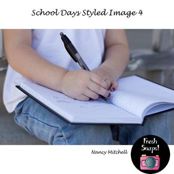 School Days Styled Image 4