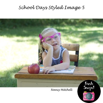 School Days Styled Image 5