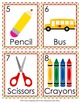 School Days Write the Room Activity